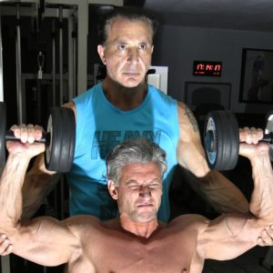 Enrico Levantino Roberto Eusebio In Workout