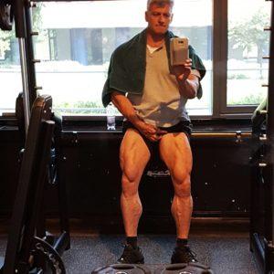 Workout Gambe Presso McFit  Il Dio Squat Non Perdona !!! Roberto Eusebio - Campione - Professionista - Presso McFit Milano
