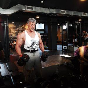 Roberto Eusebio - Workout Presso McFit Certosa