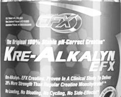 Kre-Alkalyn – Creatina Tamponata A Ph Alcalino