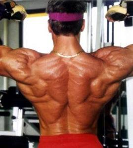 allenamento dei dorsali eusebio roberto 2