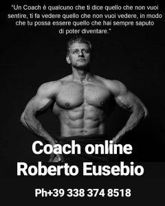 coach online Roberto Eusebio