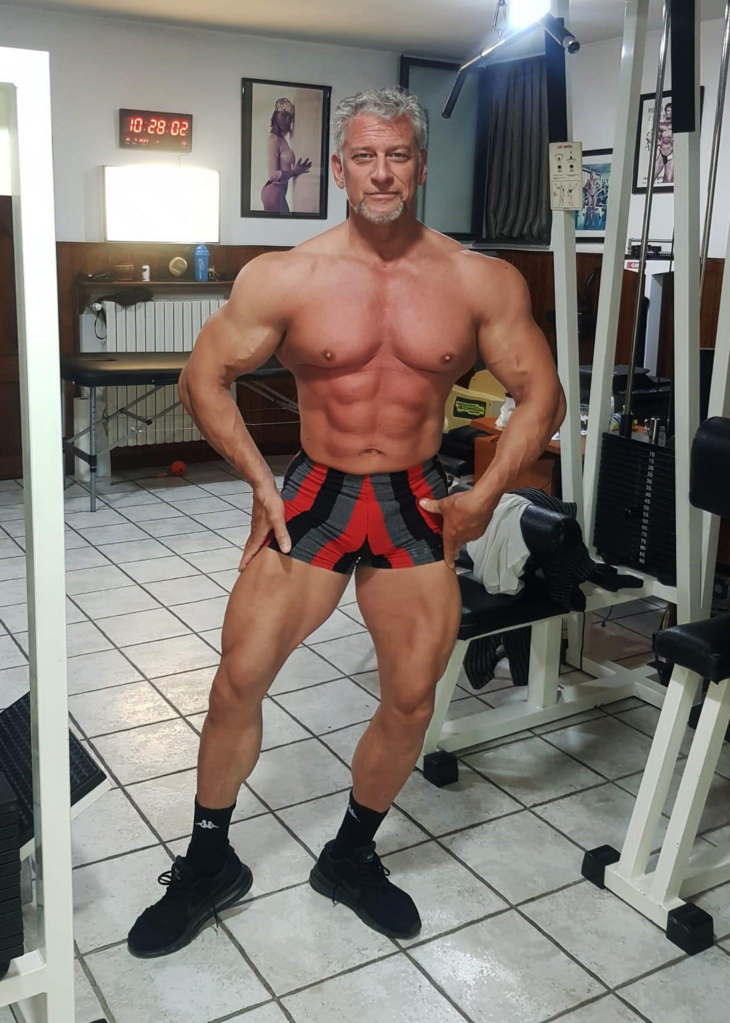 Roberto Eusebio – 55 Anni E 40 Anni Di Bodybuilding